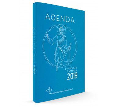 Agenda Litúrgica e Pastoral 2019 - Capa Dura  - Pastoral Familiar CNBB
