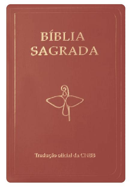 Bíblia Sagrada - Capa com Ziper - 4ª Edição  - Pastoral Familiar CNBB