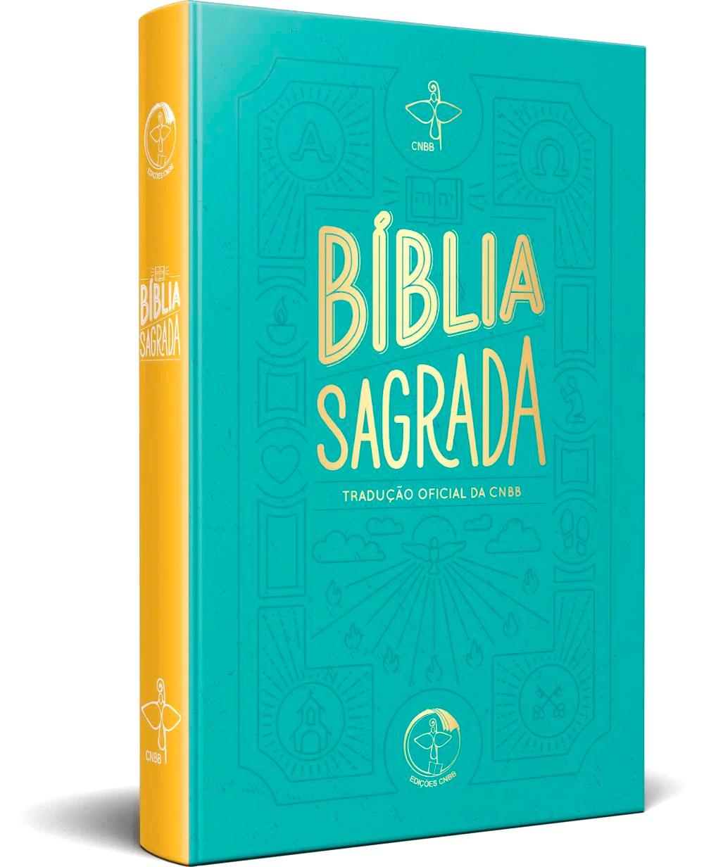 Bíblia Sagrada - Jovem  - Pastoral Familiar CNBB