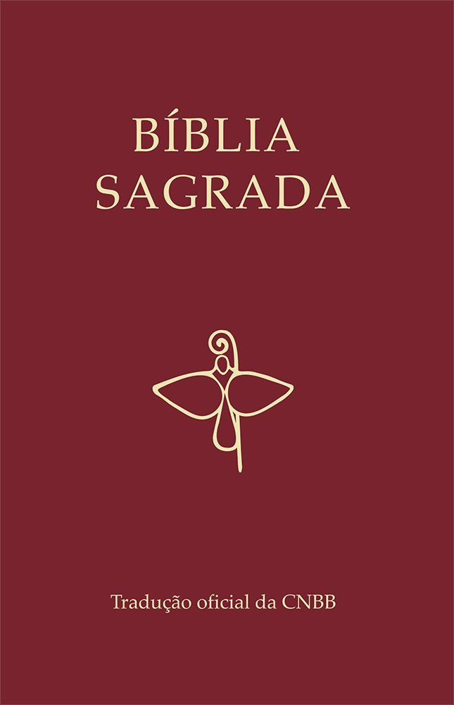 Bíblia Sagrada - Nova tradução oficial  - Pastoral Familiar CNBB