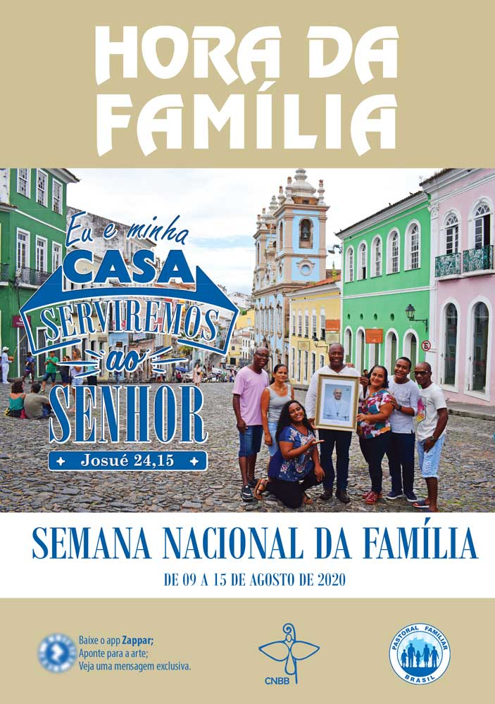 Hora da Família - Semana Nacional das Famílias 2020