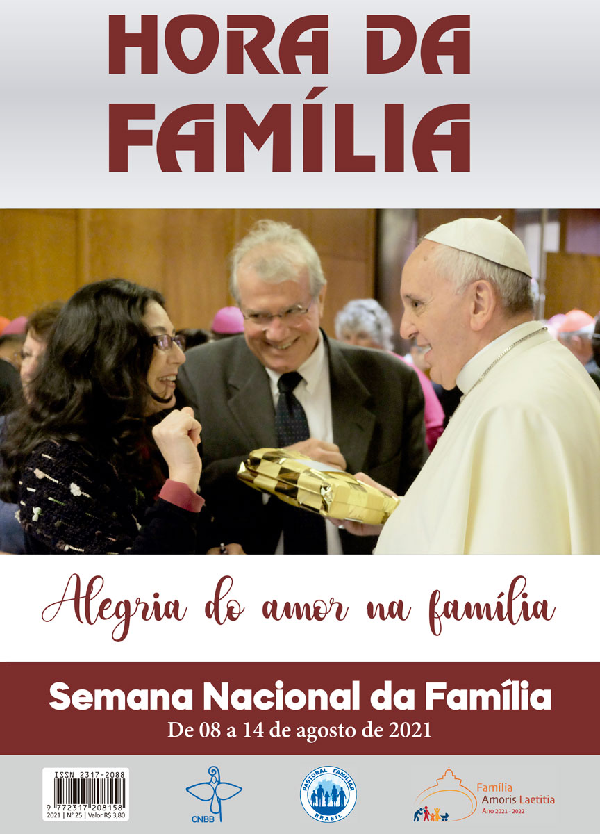 Hora da Família - SNF 2021  - Pastoral Familiar CNBB