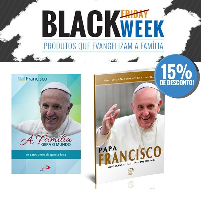 KIT 7 BLACK WEEK PASTORAL FAMILIAR  - Pastoral Familiar CNBB