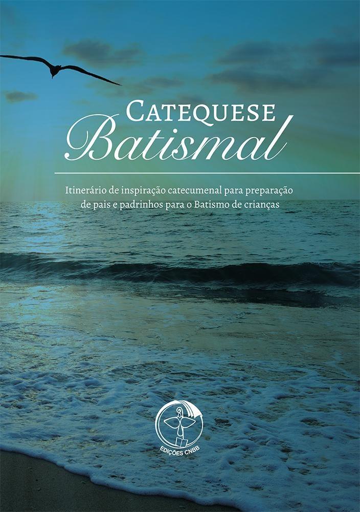 Kit Catequese Batismal - Bolsa/Livro/Encartes  - Pastoral Familiar CNBB