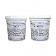 Espuma de Silicone - PlatSil Silifoam - kit de 1,7kg