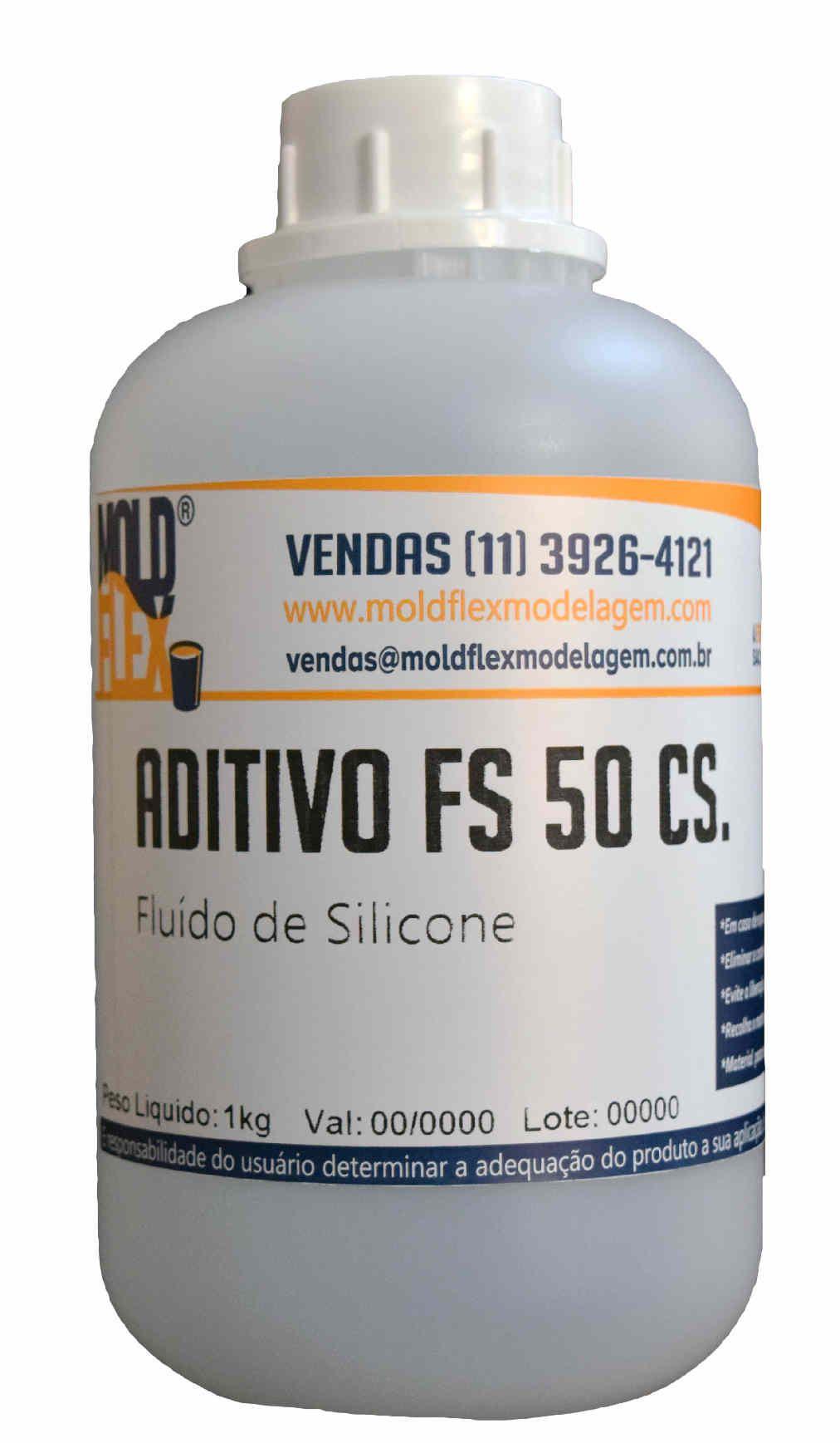 Fluido de Silicone  FS 50             1KG             100% Concentrado