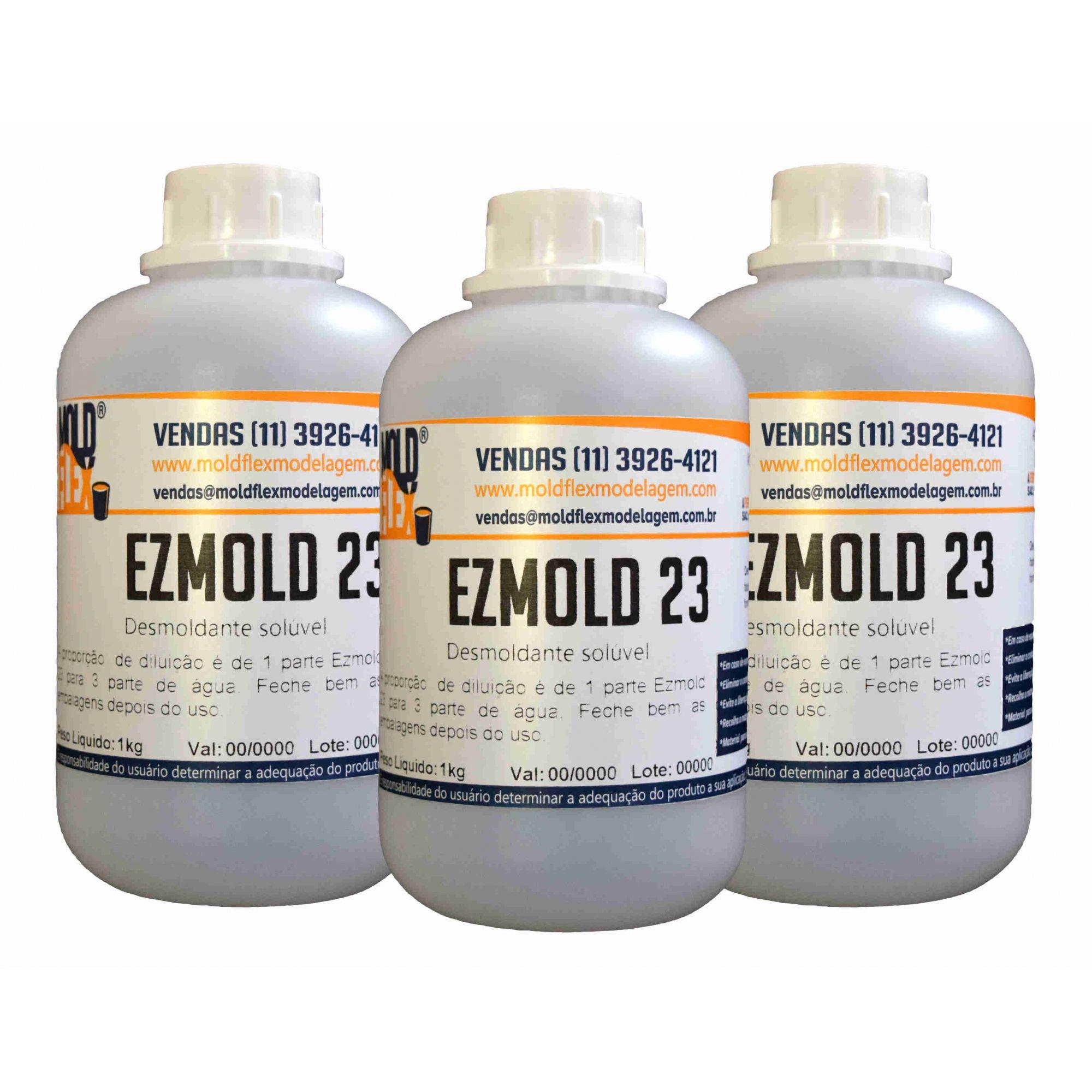 EZMOLD 23 - Desmoldante para Cimentícios