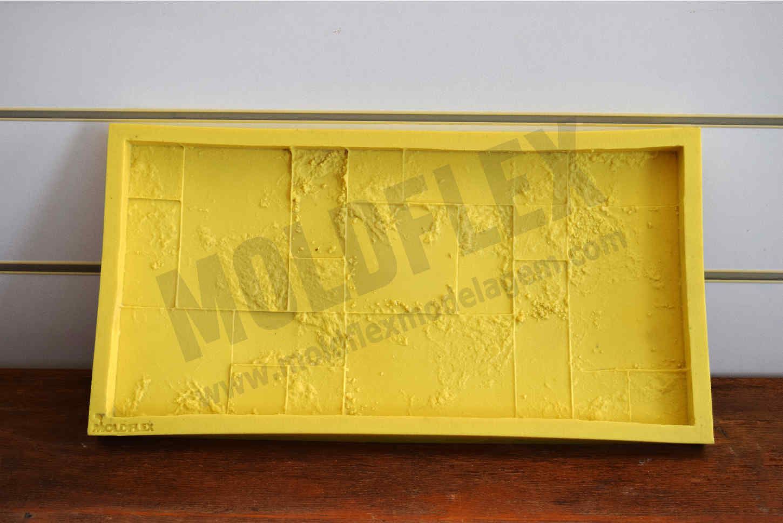 Forma Flexível - modelo Roma 50,5 cm  x 25,5 cm