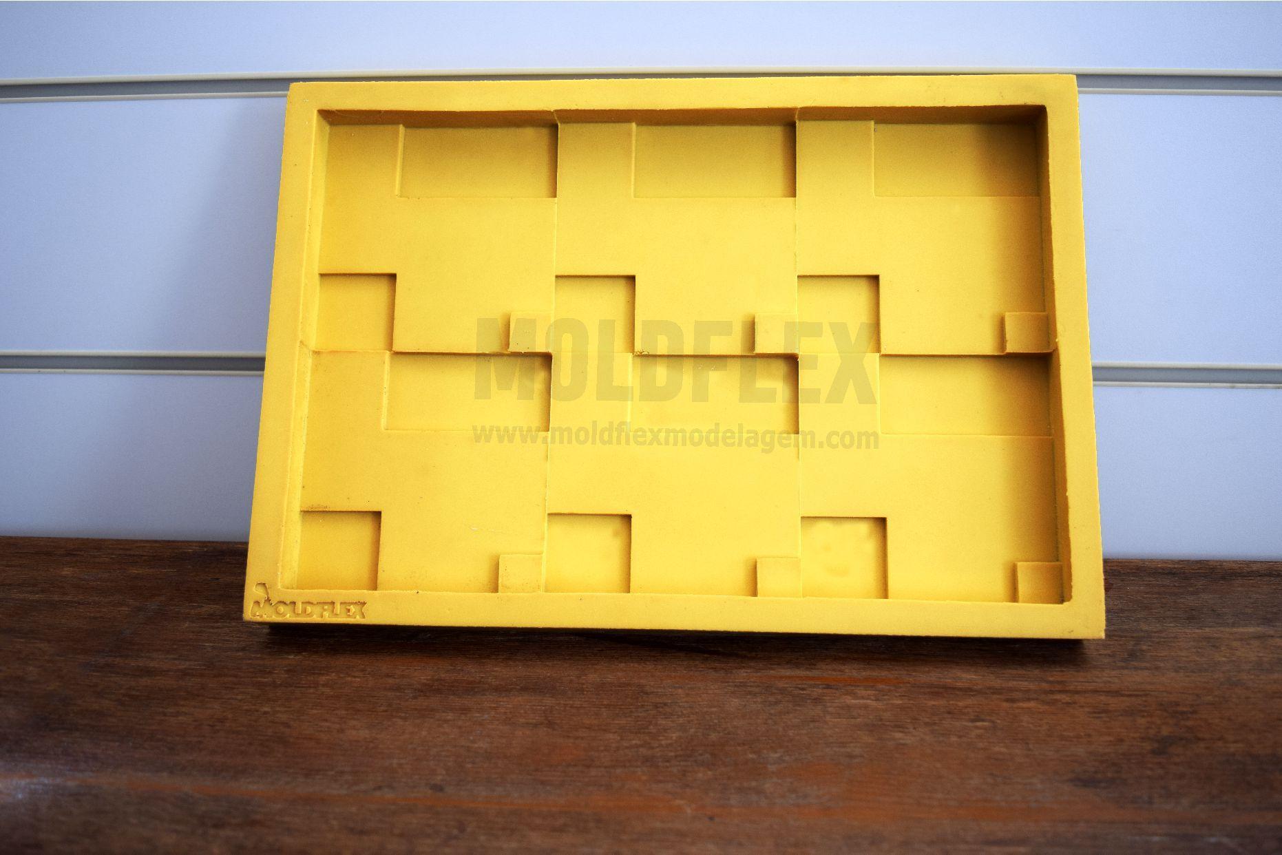 Forma Flexível - modelo Memphis 36 x 24 cm
