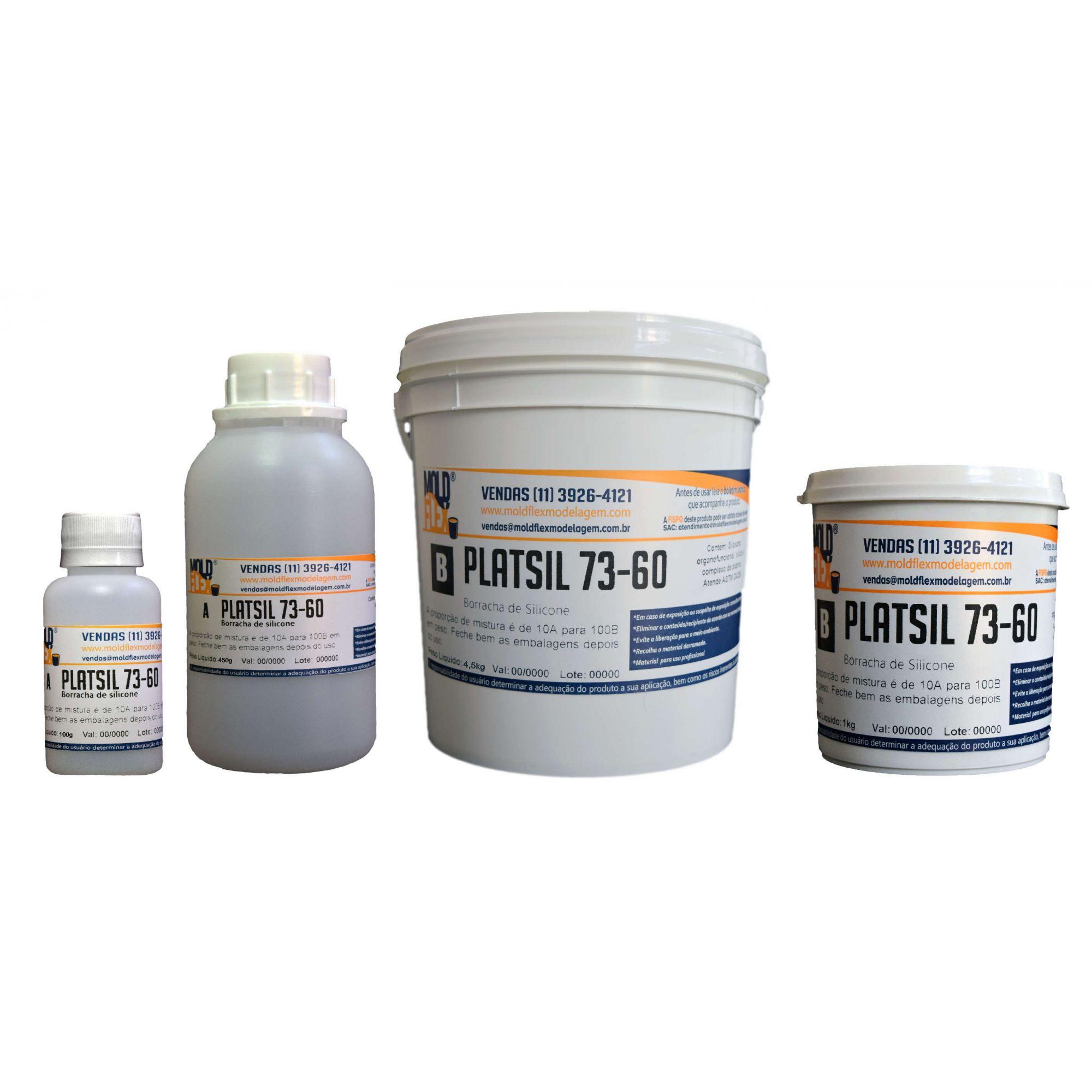 PlatSil 73-60 - Silicone líquido Platina