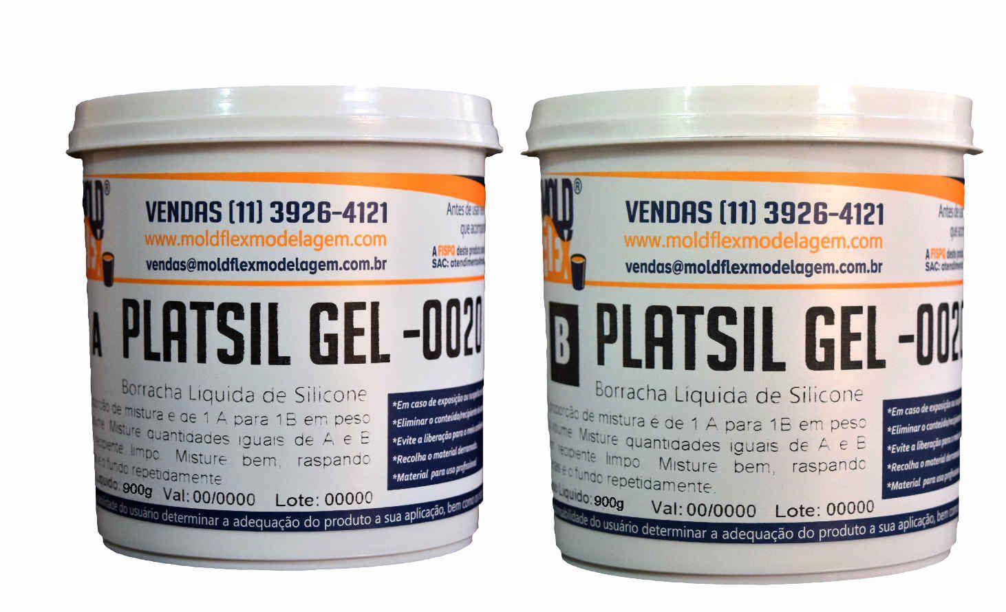 PlatSil Gel 0020