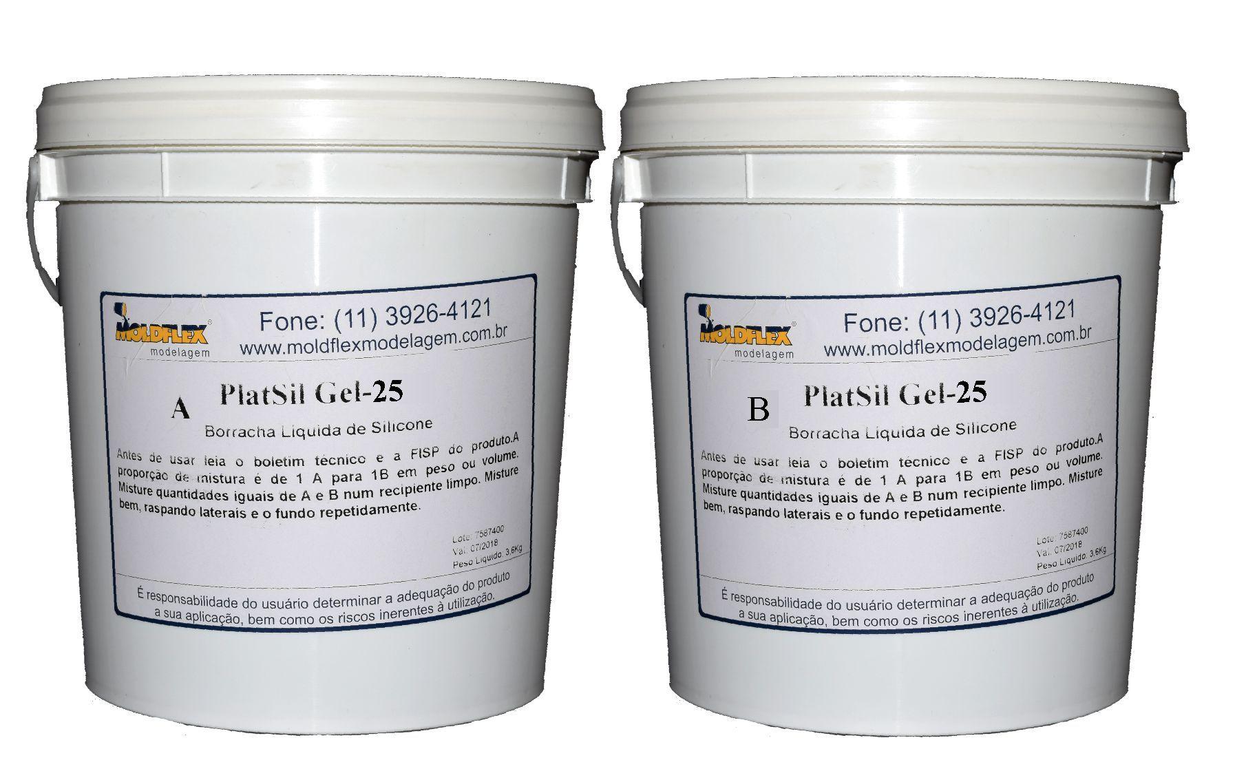 PlatSil Gel 25