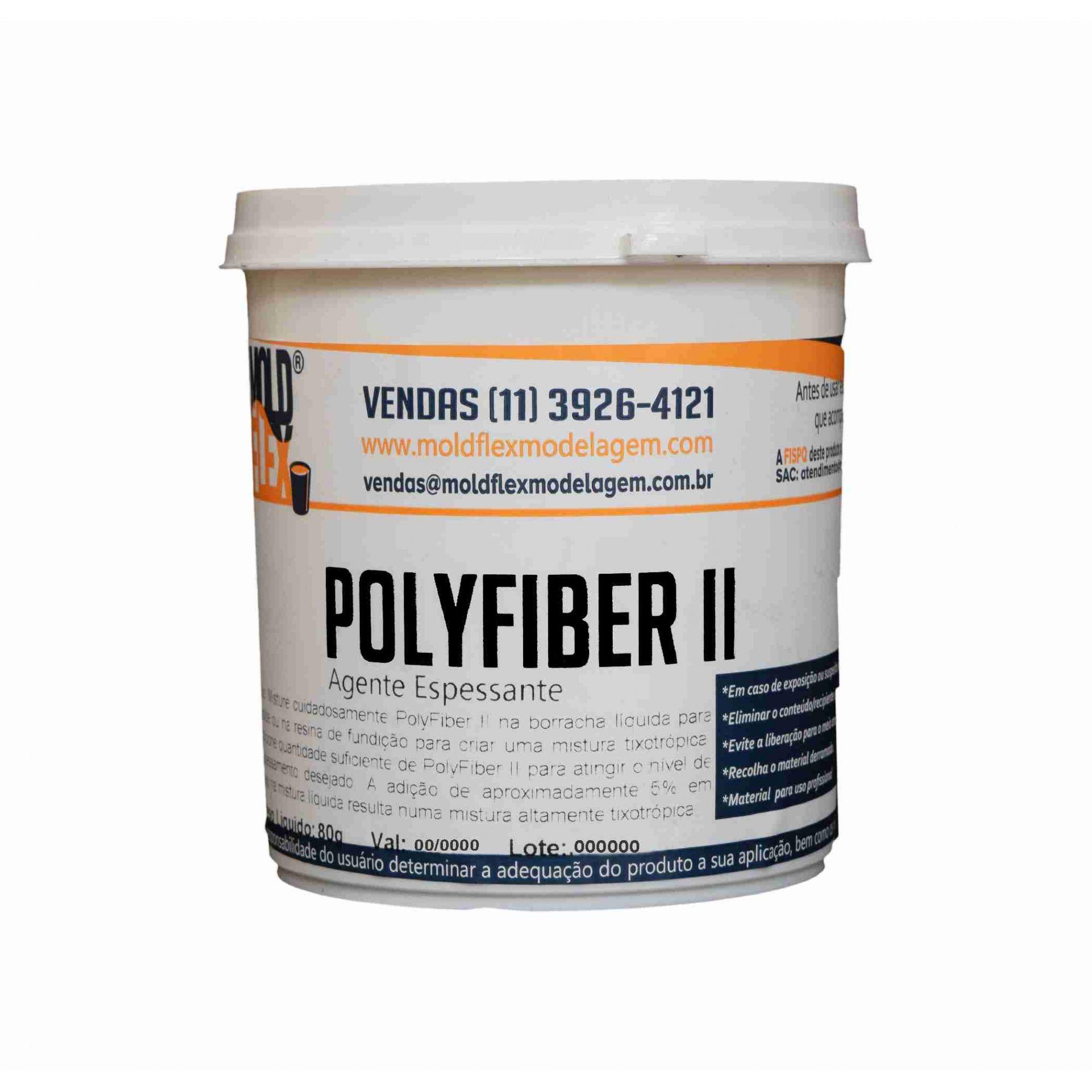 Poly Fiber II - Espessante