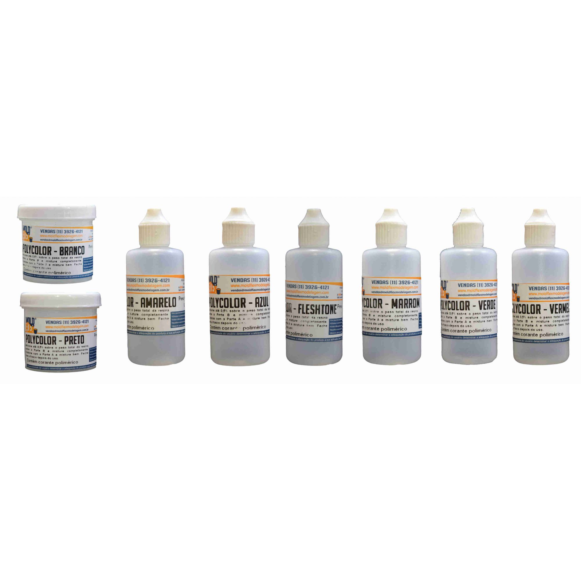 PolyColor -  Pigmento para poliuretano