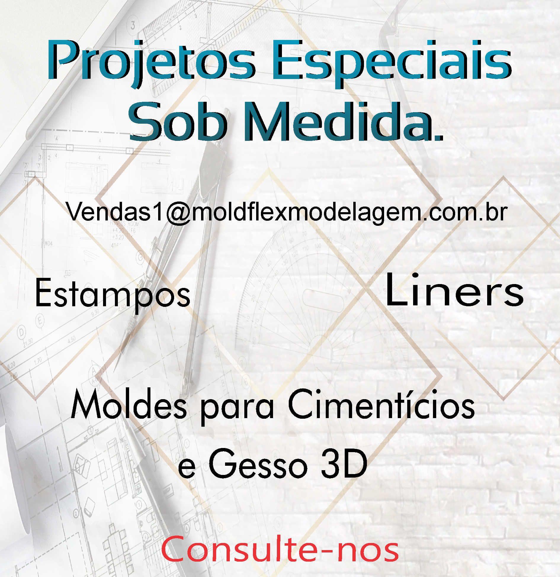 Projeto de moldes Sob Medida