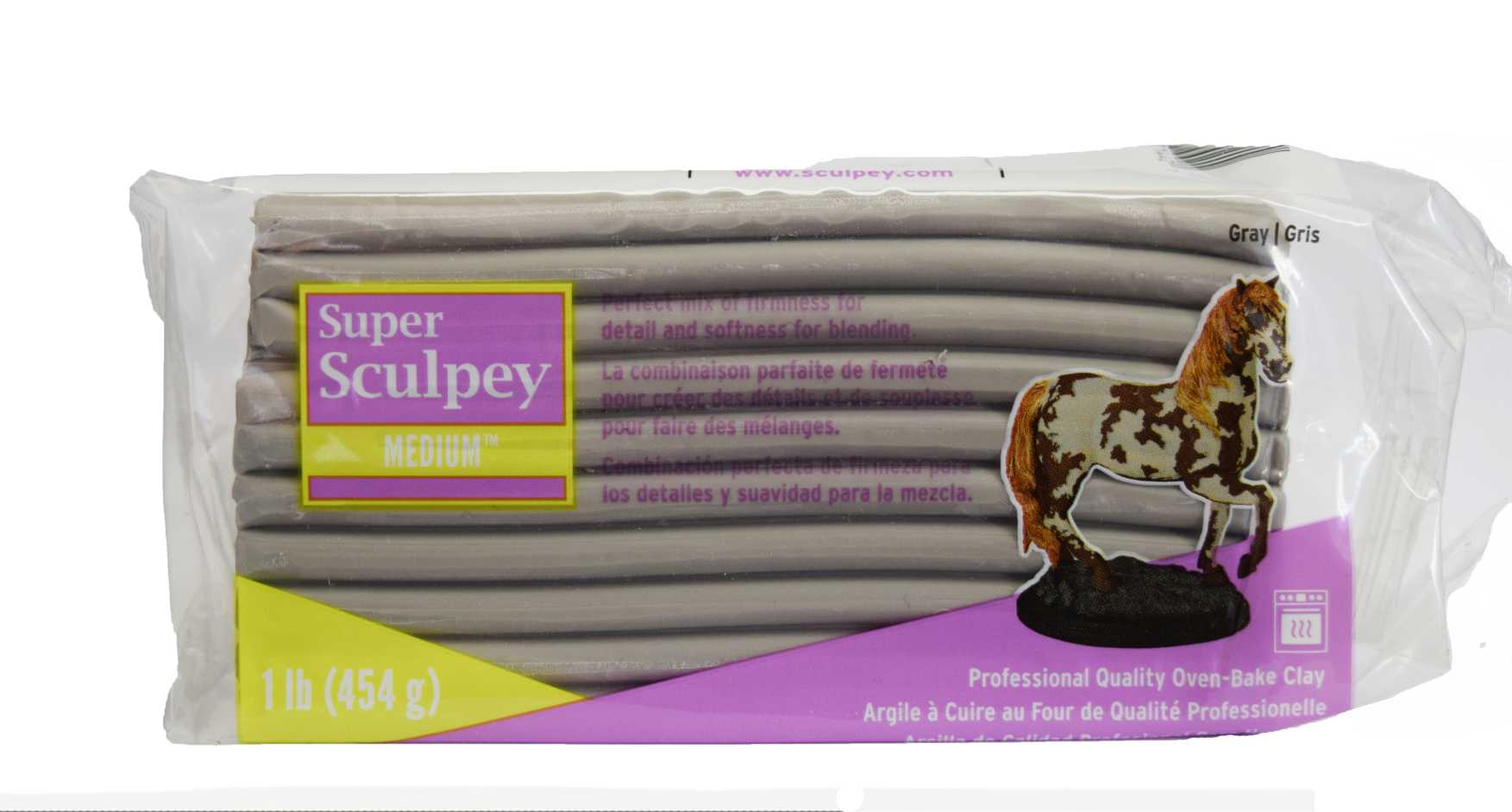 Super Sculpey® Medium Blend