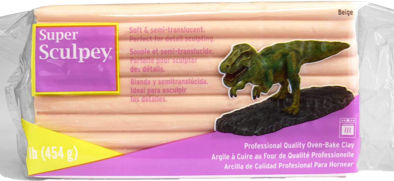 Clay Super Sculpey® Original - 454g