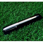 Caneta CROWN - Modelo: Embaixador Roller Prata