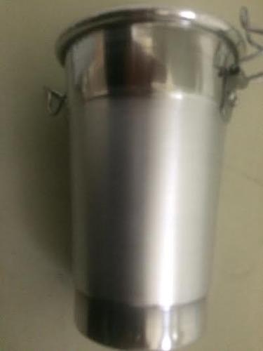 Copo De Aluminio Para Batedores De Milk Shake Controlpot  - Controlpot Maquinas e Batedores Milk Shake e Furador de Côco