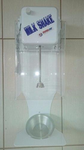 Maquina Milk Shake Cm 2014 750wat Com Suporte Anti Respingos  - Controlpot Maquinas e Batedores Milk Shake e Furador de Côco