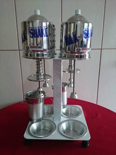 Maquina Batedor De Milk Shake Sd 2014  4x1balcão 750 W 220volt  - Controlpot Maquinas e Batedores Milk Shake e Furador de Côco