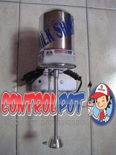 Batedor Milk Shake Sd 2020 600 Watts 220 Volts  - Controlpot Maquinas e Batedores Milk Shake e Furador de Côco