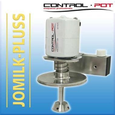 Batedor Milk Shake Semi- Profissional Jomilk Plus 150 watts 9000 Rpm  - controlpot Maquinas e Batedores Milk Shake