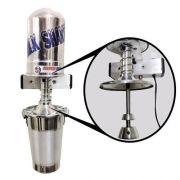 Maquina batedor de milk shake sd 2014 750 watts 220v c/ copo