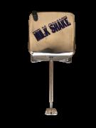 Maquina Milk Shake Industrial Cm 2014 1200 Watts 18000 Rpm SEM COPO
