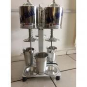 Maquina Milk Shake Profissional Sd 2014 Triplo Balcão 900w