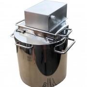 Pn5556 Super Panela Industrial Para Polenta&doces 60 Litros