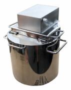 Pn5556 Super Panela Industrial Para Pós E Liquidos 90 Litros