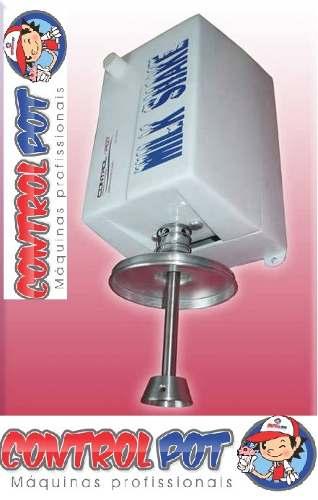 Super Maquina Profissional Milk Shake CM 2018 TURBO 1350 watts 18000 RPM  - controlpot Maquinas e Batedores Milk Shake