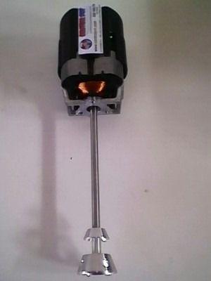 Motor C/rolamento Prof C/haste Milk Shake 18 Cm 900 Whatts  - Controlpot Maquinas e Batedores Milk Shake e Furador de Côco