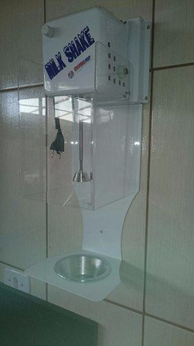 Maquina Milk Shake Cm 2014 1200wat C/ Suporte Anti Respingos  - controlpot Maquinas e Batedores Milk Shake