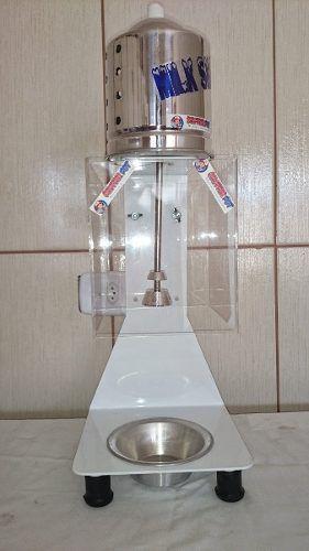 Maquina Milk Shake Sd 2014 1200wat Com Suporte Anti Respingo  - controlpot Maquinas e Batedores Milk Shake