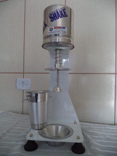 Maquina Milk Shake Profissional Sd 2014 Turbo Balcão 900watt  - Controlpot Maquinas e Batedores Milk Shake e Furador de Côco