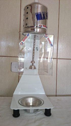 Maquina Milk Shake Sd 2014 1200wat Com Suporte Anti Respingo  - Controlpot Maquinas e Batedores Milk Shake e Furador de Côco