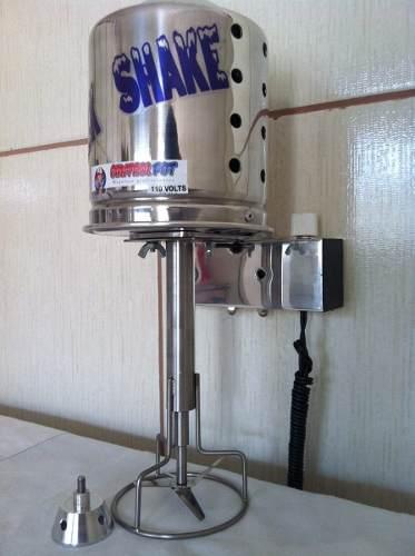 Batedor Milk Shake E Multiprocessador Profissional Sd 2015 750 watts  - Controlpot Maquinas e Batedores Milk Shake e Furador de Côco