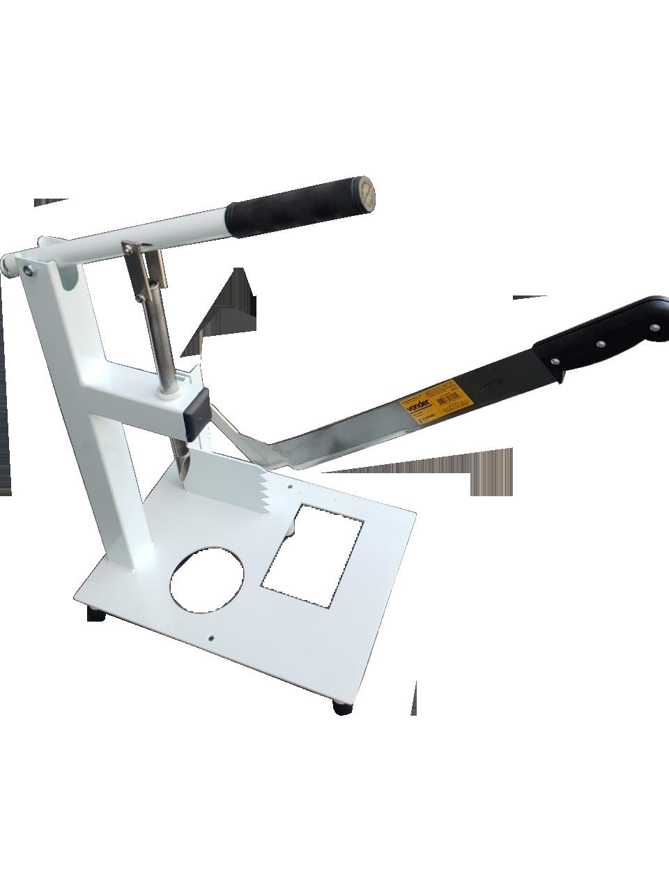 Furador De Coco Profissional Com Facão Para Cortar Coco  - Controlpot Maquinas e Batedores Milk Shake e Furador de Côco
