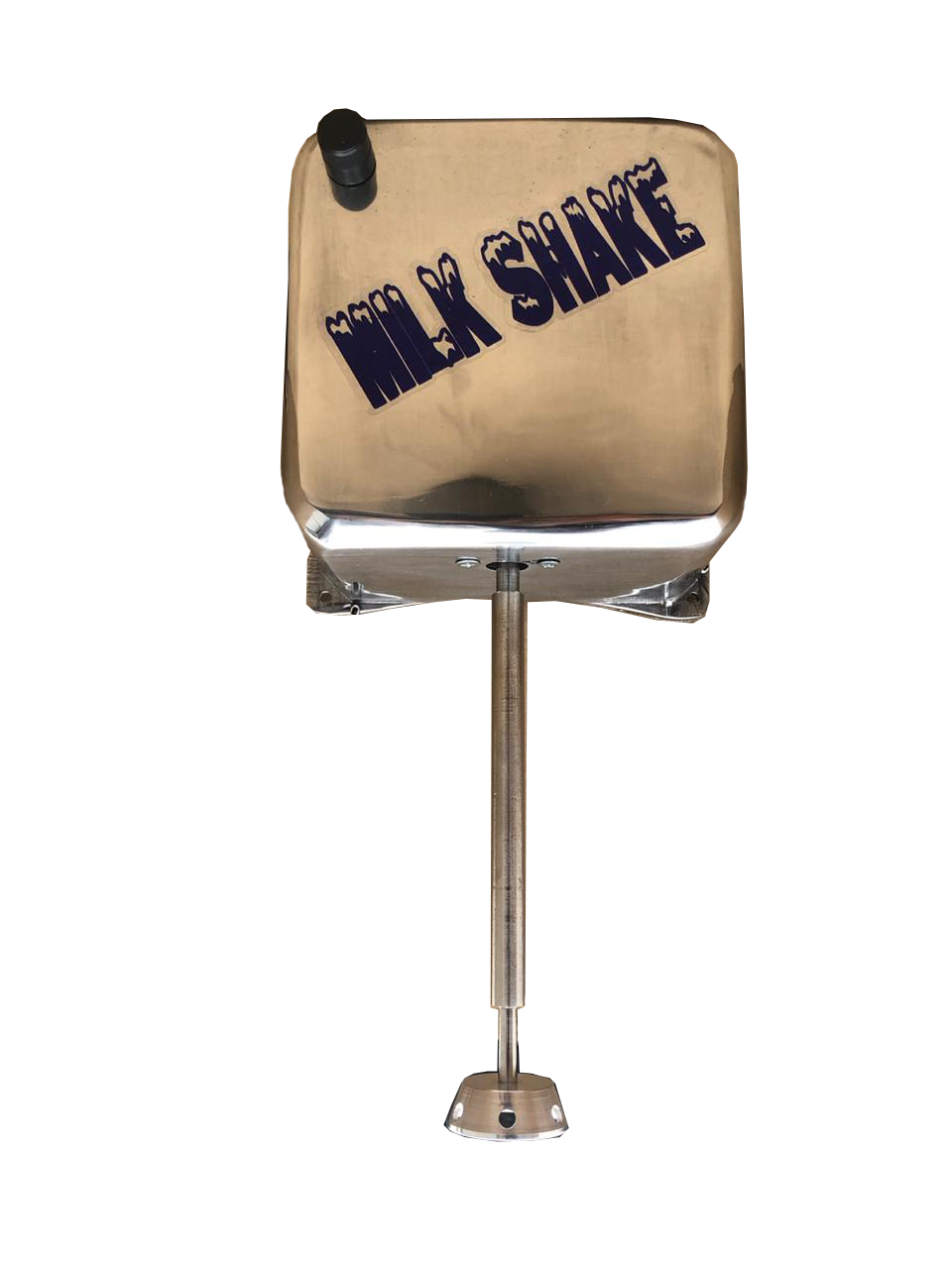 Maquina Milk Shake Industrial Cm 2014 900 Watts 18000 Rpm SEM COPO  - controlpot Maquinas e Batedores Milk Shake