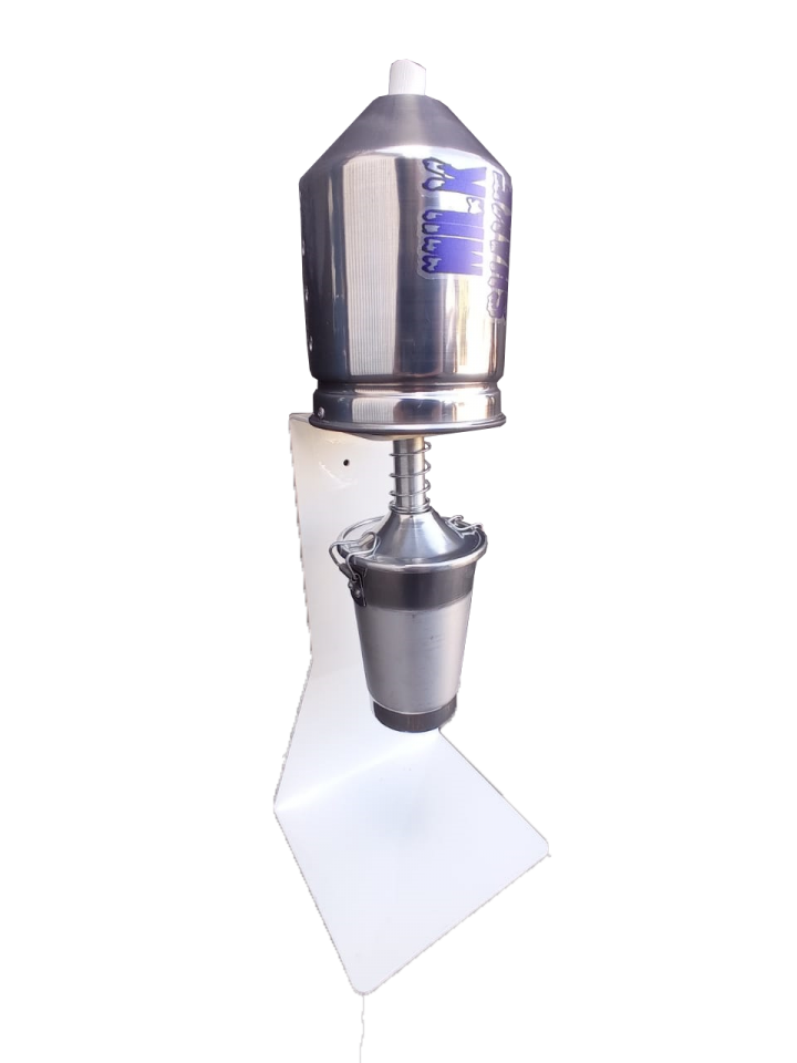 Maquina Milk Shake Profissional Sd 2021 De Balcão 750watts  - Controlpot Maquinas e Batedores Milk Shake e Furador de Côco