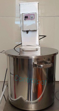Pn5557 Super Panela Industrial Para Polenta&doces 70 Litros  - controlpot Maquinas e Batedores Milk Shake