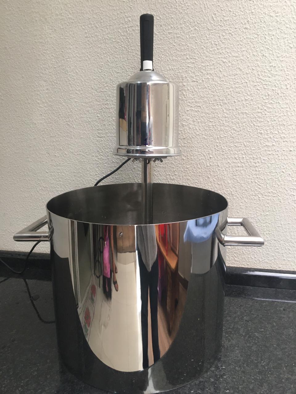 Super Mixer Industrial Controlpot Sd 3018 .1800 Watts  - controlpot Maquinas e Batedores Milk Shake