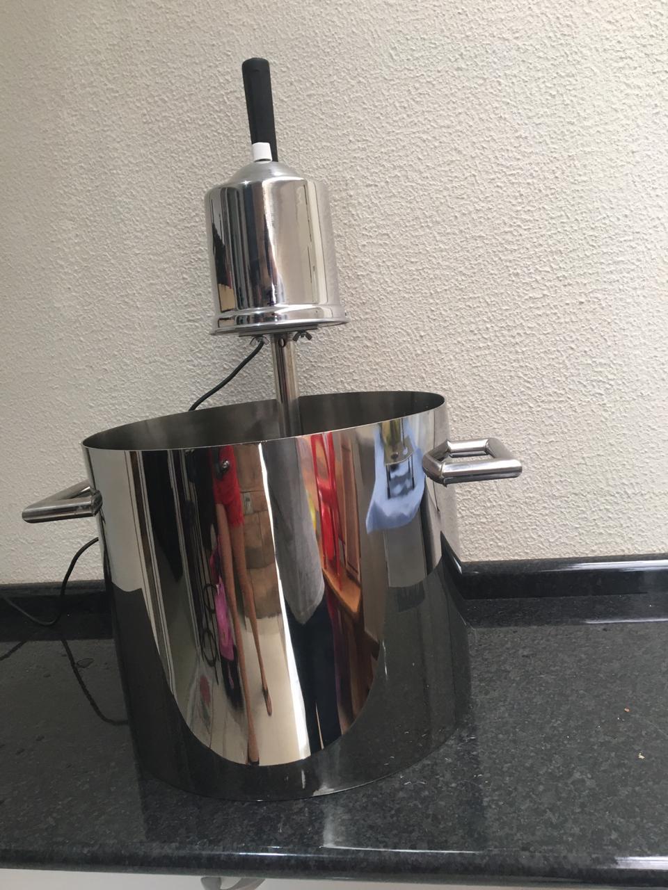 Super Mixer Industrial Controlpot  Sd 3018 900 Watts  - controlpot Maquinas e Batedores Milk Shake