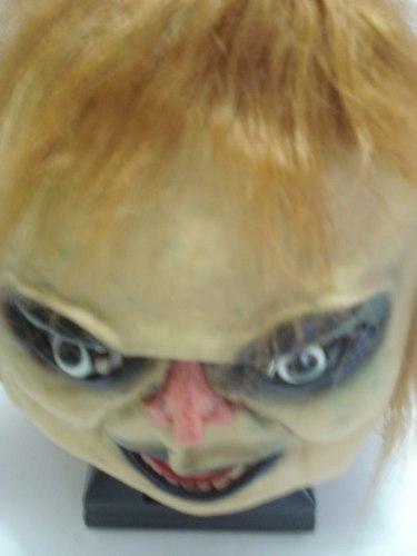 Mascara Chucky Macabro Brinquedo Assassino Noiva  - Presente Presente