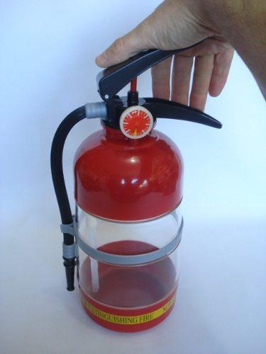 Porta Bebidas Extintor De Incêndio Bombeiro Bartender  - Presente Presente