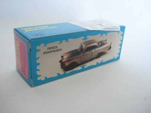 Apontador Carro Retro Cadillac Coleção Miniatura  - Presente Presente
