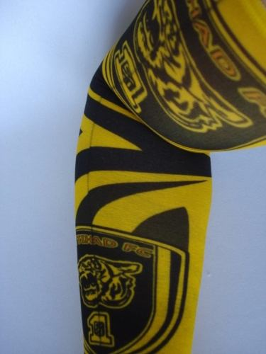 Manga Tatuada Braço Yellow Style Tatuagem Spandex  - Presente Presente