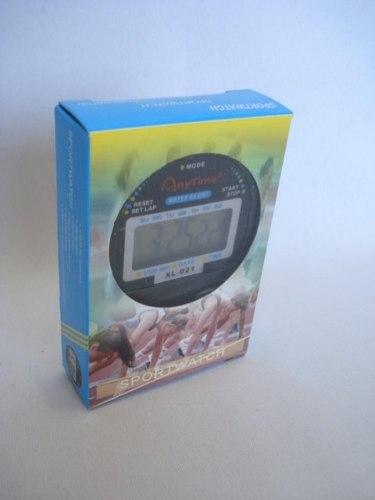 Cronometro Digital Esportivo Profissional Relógio Xl-021  - Presente Presente